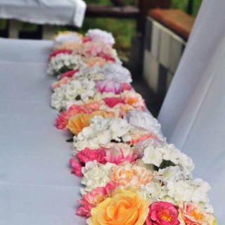 Svadobná i spoločenská výzdoba a dekorácia